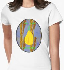Plant A Seed..Feed The World Womens Fitted T-Shirt