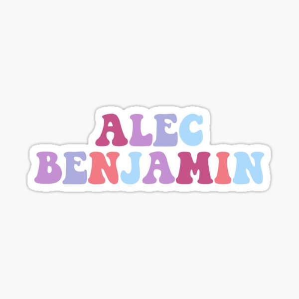 alec Sticker