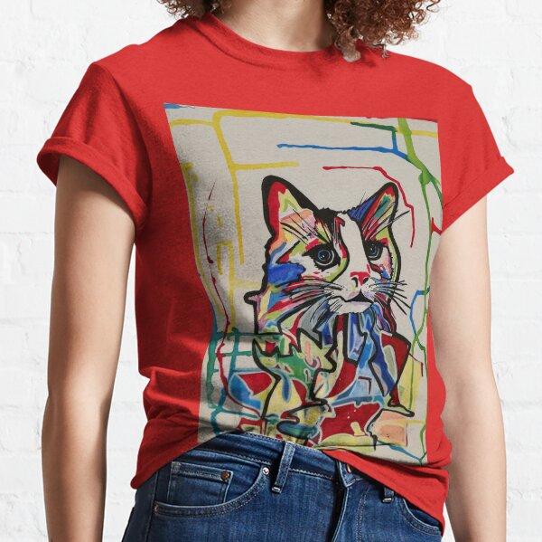 Cat colors Classic T-Shirt