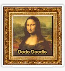Dada Doodle Sticker