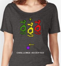 Atari Adventure Challenge Accepted TeeShirt Women's Relaxed Fit T-Shirt