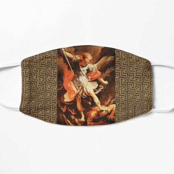 Archange Saint-Michel Masque sans plis