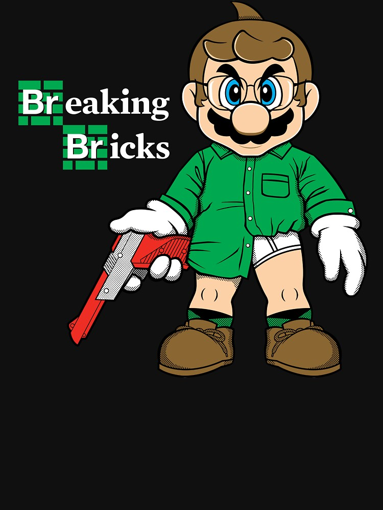 Breaking Bricks | Unisex T-Shirt