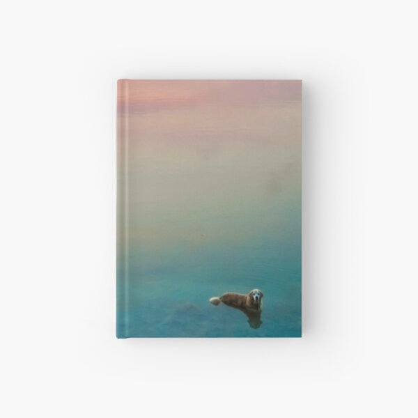 Hopper in the Clouds Hardcover Journal