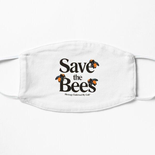 Save The Bees Golf Wang Logo Mask