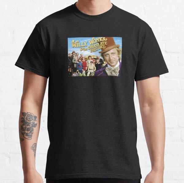 Willy Wonka Classic T-Shirt