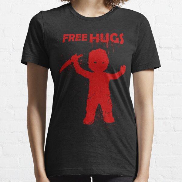 Horror Mashups: Free Hugs  Essential T-Shirt