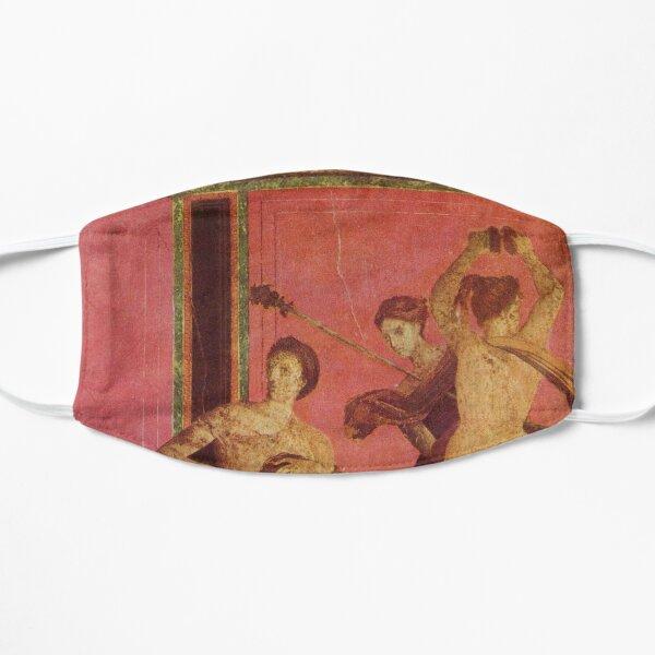 Pompeii Fresco Flat Mask