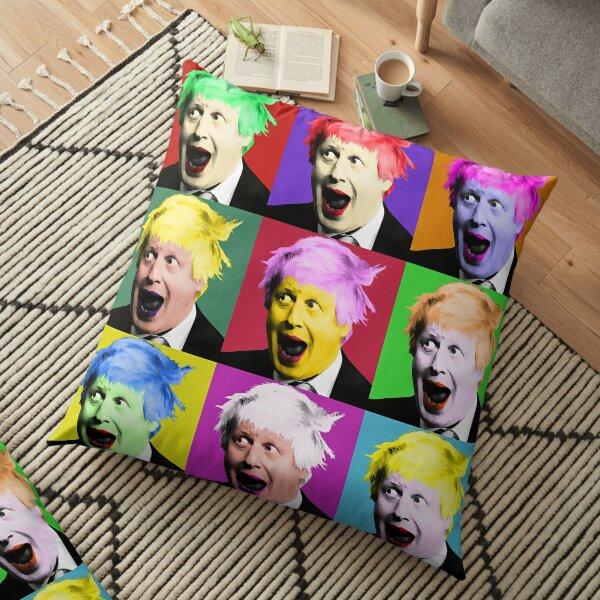 Retro Johnson Floor Pillow