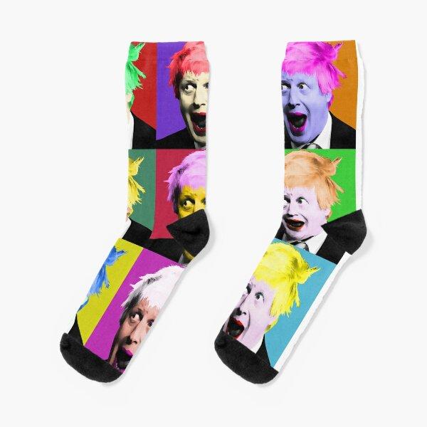 Retro Johnson Socks
