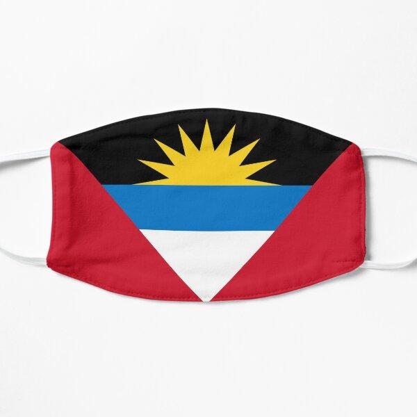 Flag of Antigua and Barbuda Flat Mask
