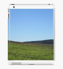 Green Hills iPad Case/Skin