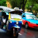 The Tuk Tuk ride to the Tailor... by Sherion