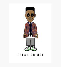 Prince School'n Photographic Print