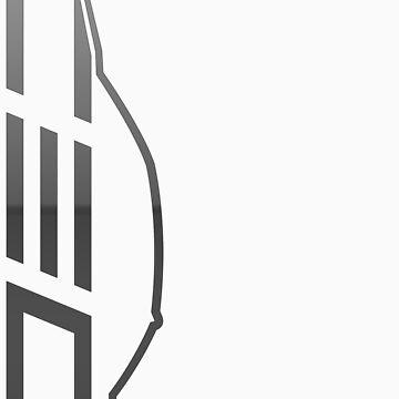 Club Evo Owners - Large Logo (Gun Metal) by jamezluv