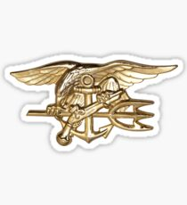Navy SEALs trident Sticker