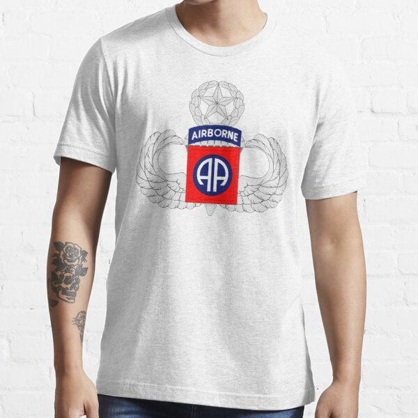 82nd Airborne Master Essential T-Shirt