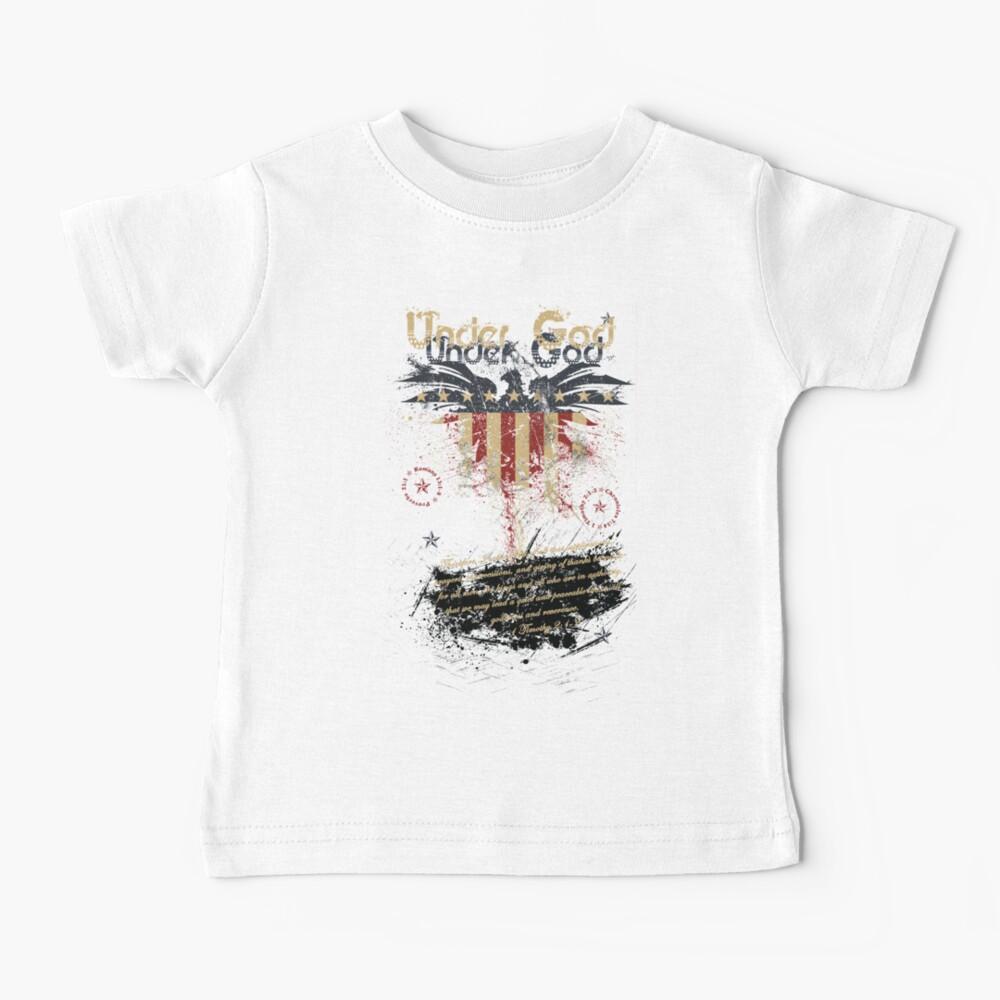 Under God Baby T-Shirt