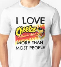 Hot Cheetos Unisex T-Shirt