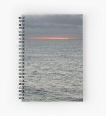 Set Fire to the Ocean Spiral Notebook