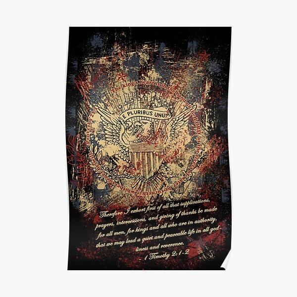 E Pluribus Unum Poster