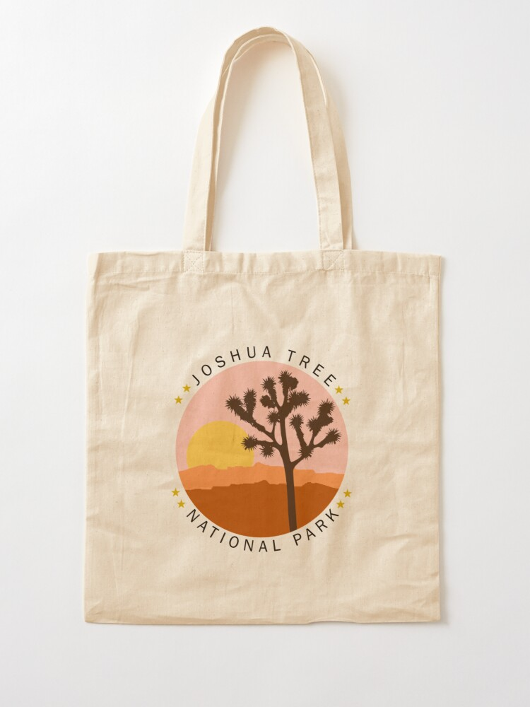 Alternate view of Joshua Tree  Tote Bag