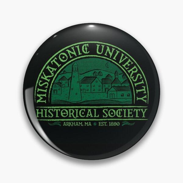 Miskatonic Historical Society Pin
