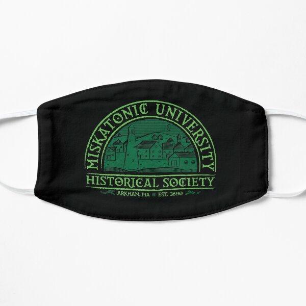 Miskatonic Historical Society Flat Mask