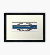 Combat Infantry Badge (CIB) Framed Print