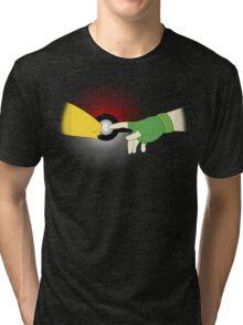 The Creation of Friendship Tri-blend T-Shirt