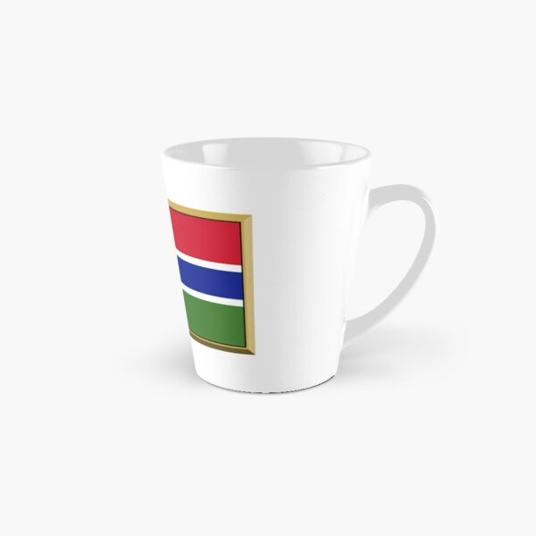 Gambian Flag Gifts, Stickers & Products Tall Mug