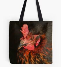 Fiery Redhead Tote Bag