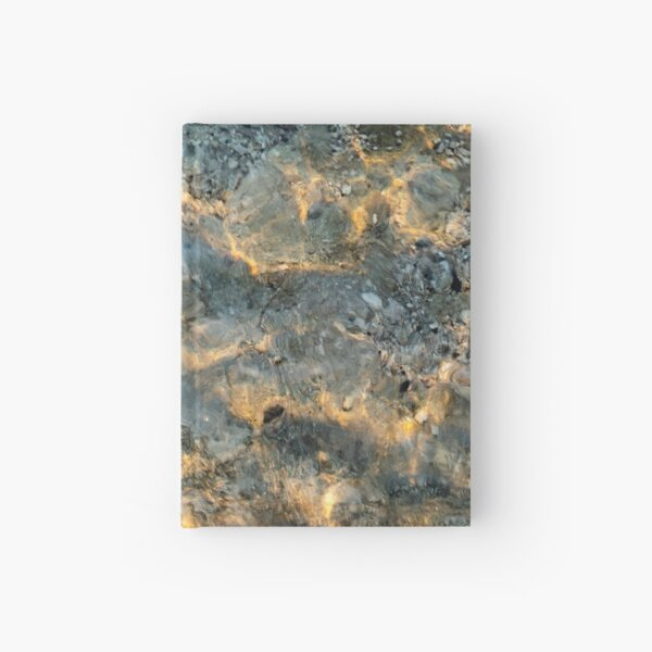 Yellowstone Lake Hardcover Journal