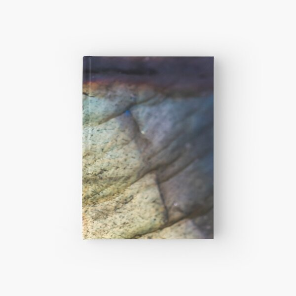 Labradorite Hardcover Journal