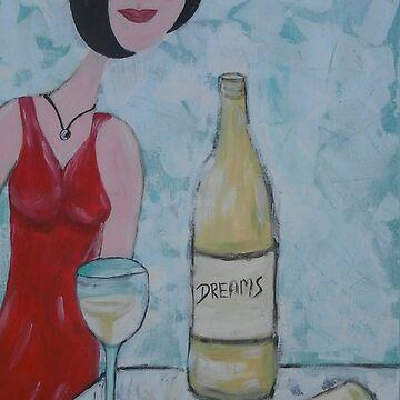Wine O'Clock by kymbreeze