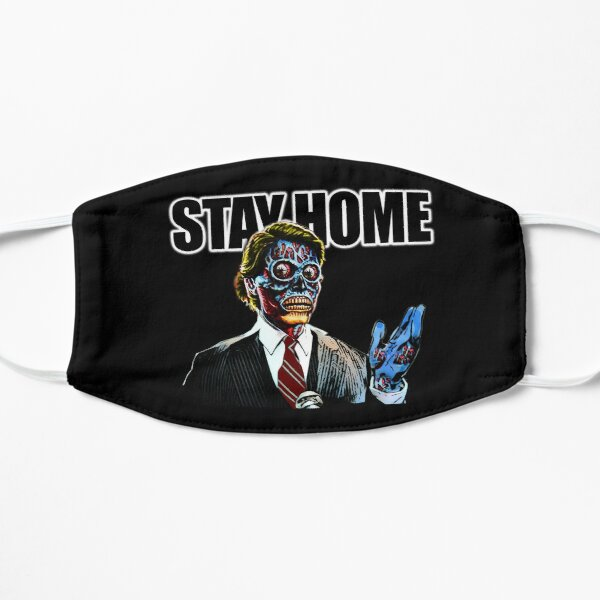 Stay home Mask