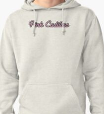 Pink Cadillac Pullover Hoodie