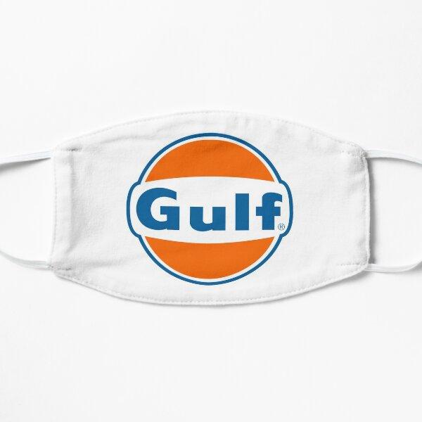 Classic GULF Gasoline Logo Mask