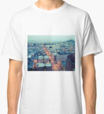 Powell Street at 6am Classic T-Shirt