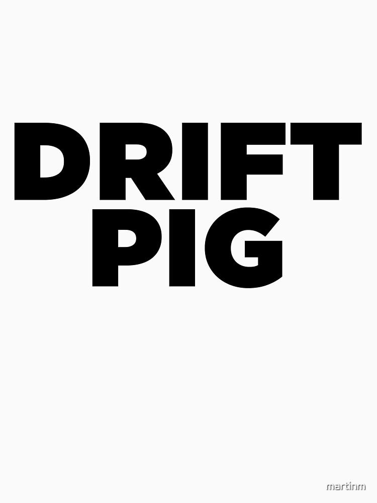 Drift Pig's Signature Tee | Unisex T-Shirt