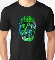 Spectrum Skull Unisex T-Shirt