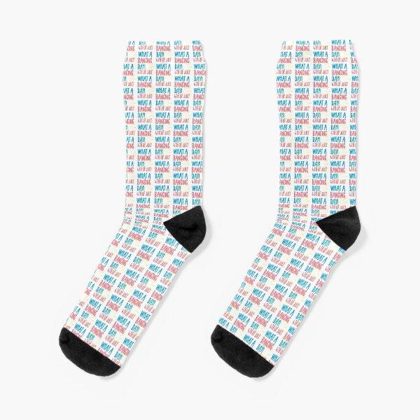 Deep Wata Socks