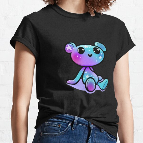 Light of the Stars Herc Galaxy Bear Classic T-Shirt