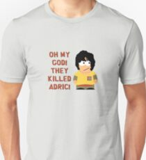 Oh My God! They Killed Adric! Unisex T-Shirt