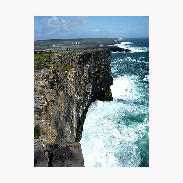 Cliffs of Inishmore Photographic Print