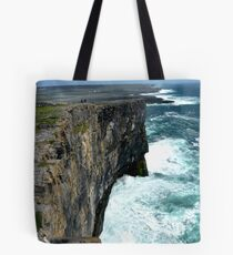 Cliffs of Inishmore Tote Bag