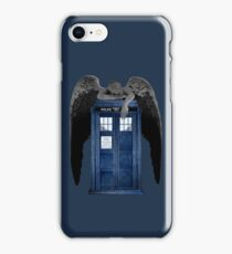 Weeping For The Doctor iPhone Case/Skin