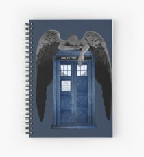 Weeping For The Doctor Spiral Notebook
