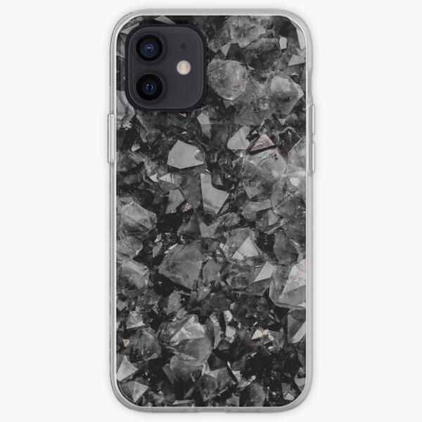 Tibetan Black Quartz iPhone Soft Case