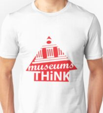 Museums Think T-Shirt